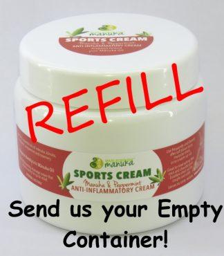 Sports Cream Refill